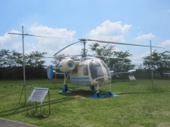 変わったヘリコプターや…