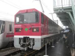 地下鉄唯一の電気機関車