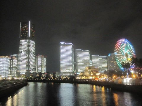 TOWERS Milight 2015~ みなとみらい21 オフィス全館ライトアップ