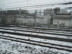 昼過ぎの上野駅付近