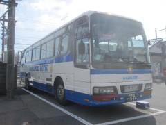 常磐線 代行バス 原ノ町行き