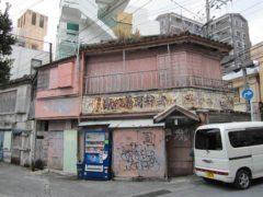 古い建物も多い