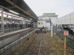 勝田駅へ戻ってきた