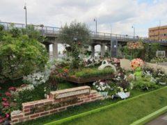 もてなしの庭、シンボルガーデン