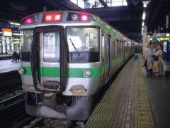 JR北海道721系電車