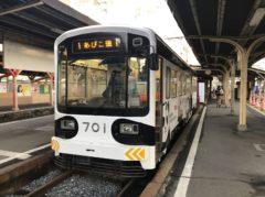 阪堺電車…一度は乗ってみたい…