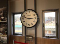 止まったままの時計