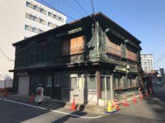 古い建物に萌える