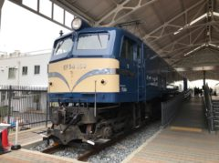 EF58型電気機関車