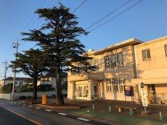 また立派な建物…福江市民館
