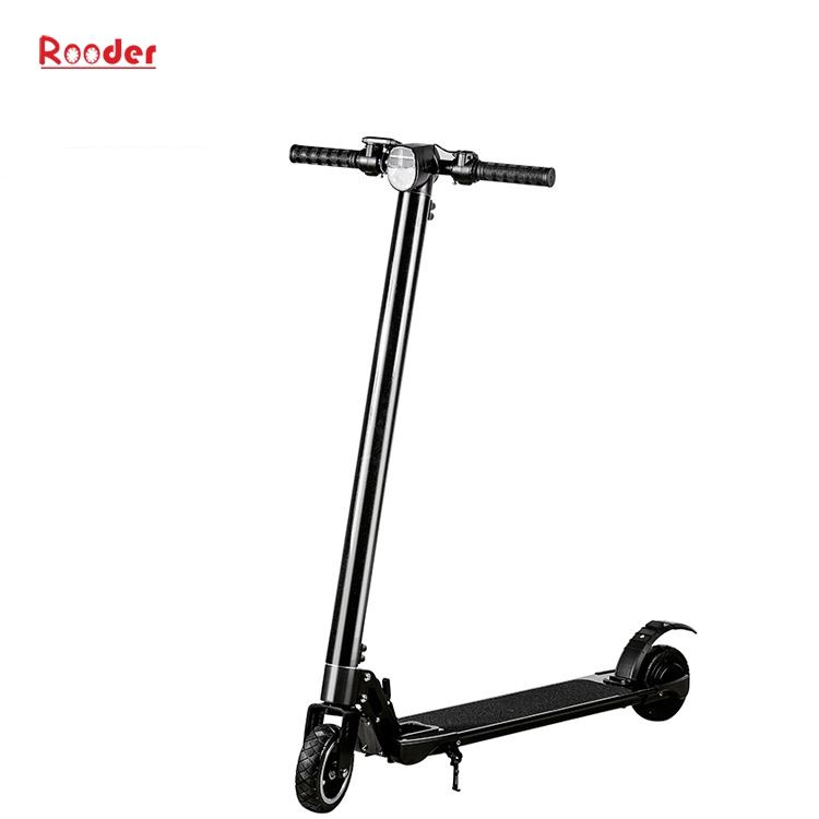two wheel standing electric scooter with lithium battery 5