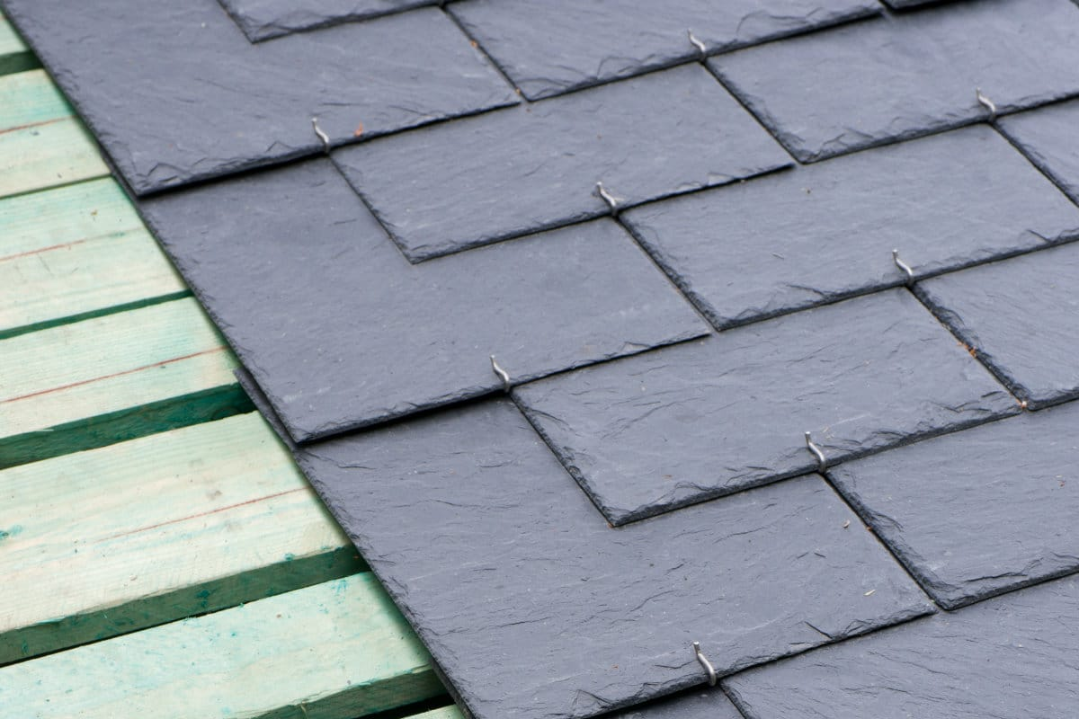 Slate roof installation: Info about the types of slate