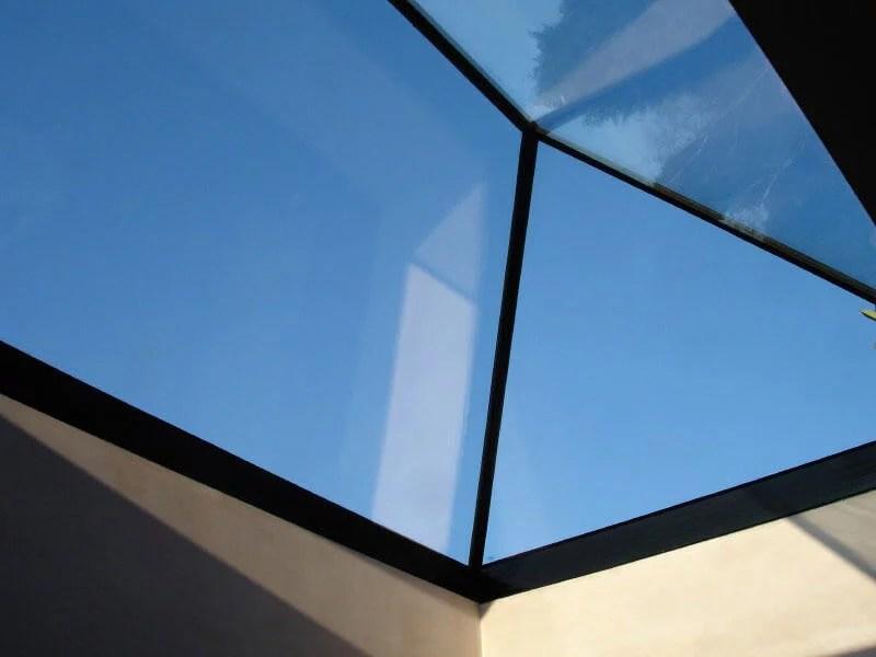 Slimline Roof Lantern  The UKs Slimmest Roof Lantern
