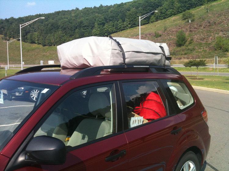 Soft Car Roof Racks