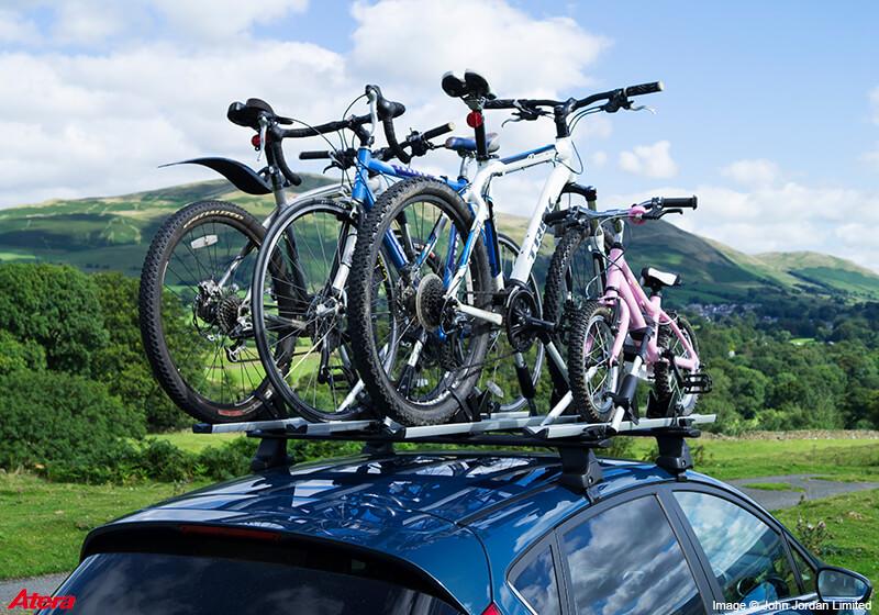 bike rack for 4 bikes on car