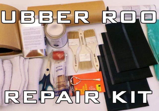 EPDM Roof Repair Kit
