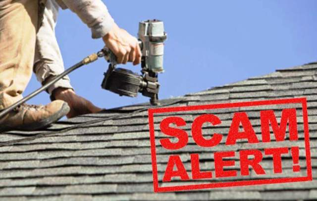 Accurate roof prices help avoid scams