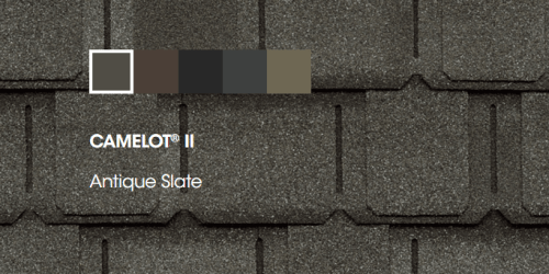 Camelot II Colors
