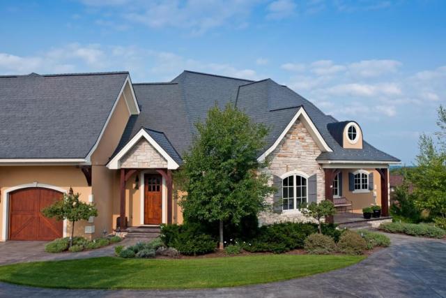 Davinci Roof - slate profile