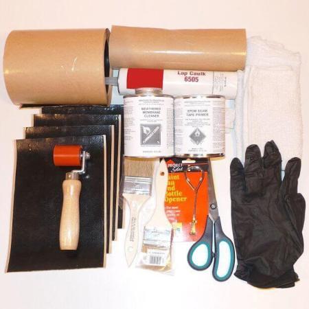 EPDM Rubber Roof DIY Repair Kit