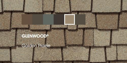 Glenwood roof Colors