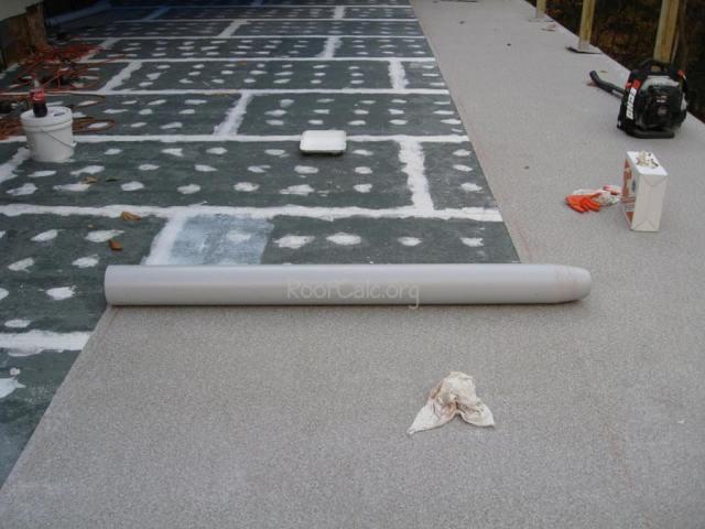 IB DeckShield installation - Lincoln, NH