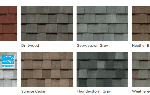 Landmark Certainteed Shingles Colors