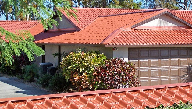 Installation prices for a Metal Roof