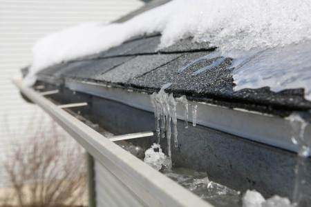 Roof Snow Melt System