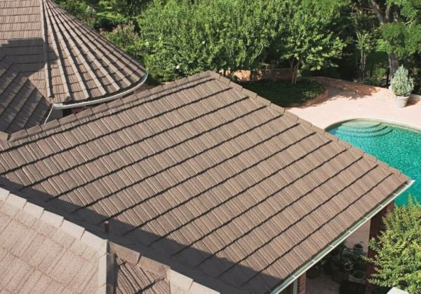Metal Tile - Canyon Shake Profile