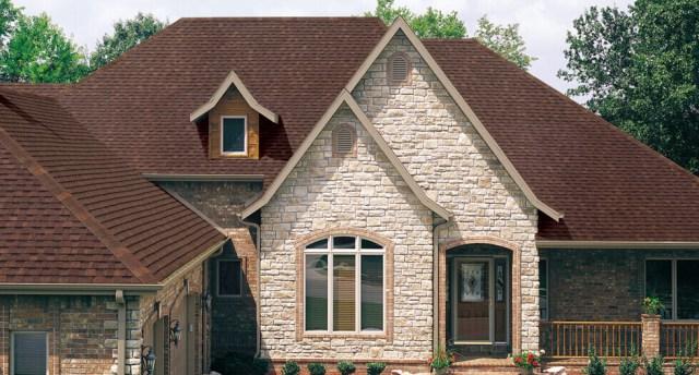 Tamko Roof Shingle - Heritage Premium Redwood