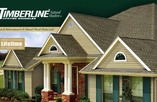 Timberline Roof Shingles