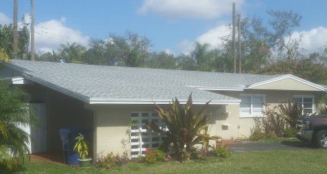 GAF Timberline HD Dimensional Shingle Roof in Kendall, Fl