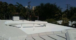 Somay Roof Coating Application In Miami Fl