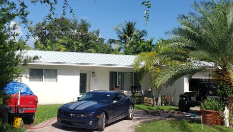 Metal Roofs Miami | Roofer Mike Inc