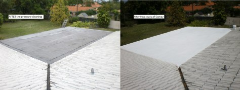 Roof Coating in Miami