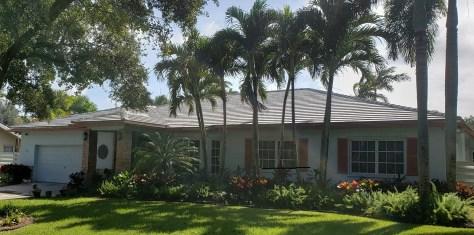 Concrete Tile Roof in Miami