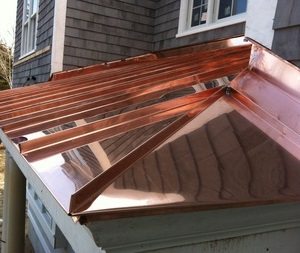Willard Company Copper roof