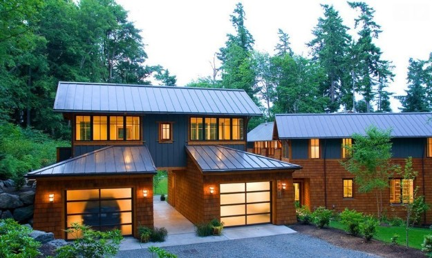 Metal roofing cost vs asphalt shingles metal roof prices for New home cost per square foot