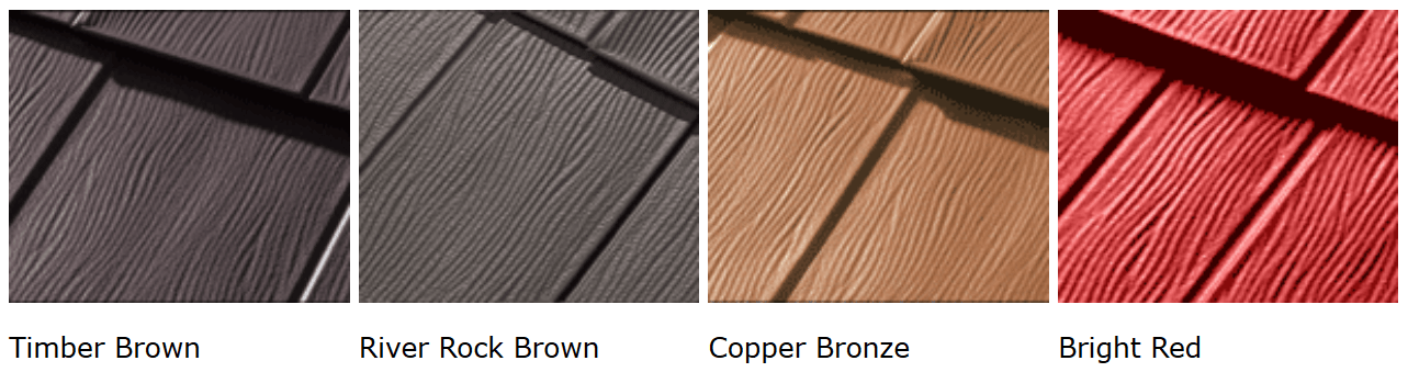 Metal Roof Colors How To Select The Best Color For A New