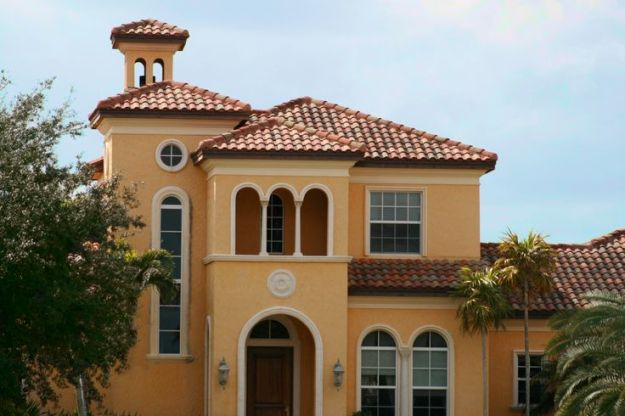 Best roof types for florida and coastal areas 2017 2018 for Spanish clay tile roof