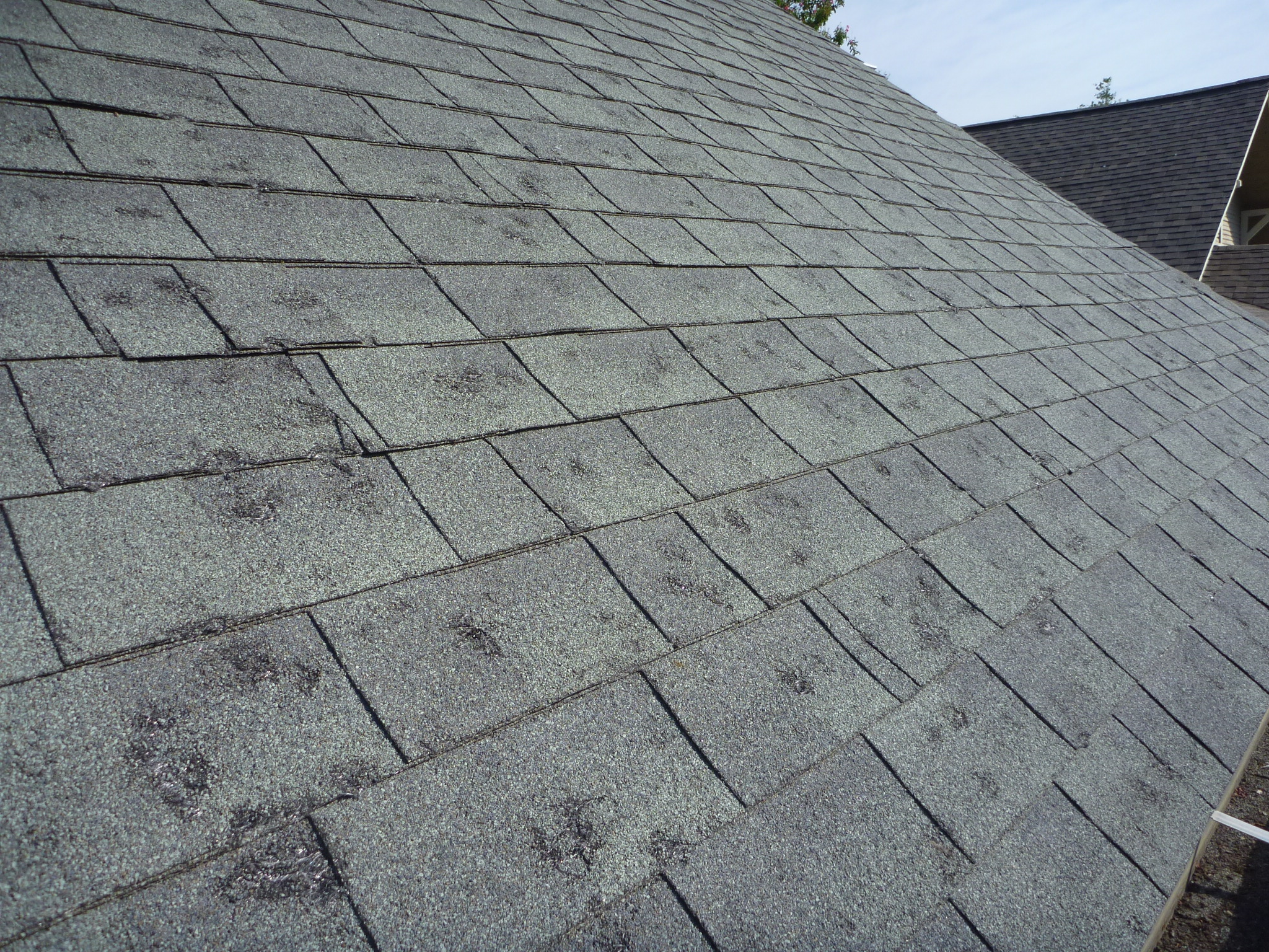 Got Hail Roof Hail Damage Restoration Cost What To Expect