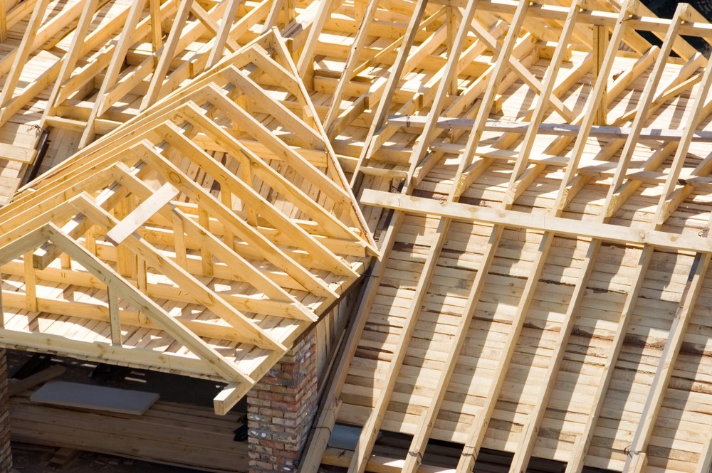 Rafters Vs Trusses What S The Difference Between