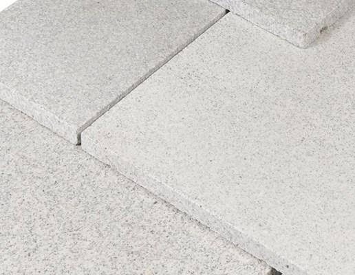 global stone granite paving silver grey 305x305mm