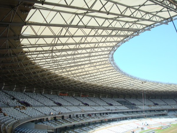 Stadium Roof Structure Systems