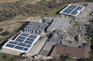 The Meridian Vineyards roof restoration in Paso Robles, Calif., was submitted by D.C. Taylor Co. and achieved a 17 within RoofPoint, as well as a 2011 RoofPoint Excellence in Design Award for Excellence in Materials Management.