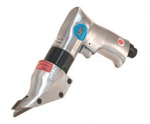 Kett Tool provides contractors with maneuverability for making smooth, straight cuts in cold rolled (C.R.) mild steel, stainless steel and aluminum with the double-cutting action of the P-500 Double-Cut Shears.