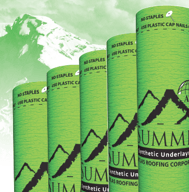 Summit 180 Synthetic Underlayment By Atlas Roofing Offers Many Advanced  Benefits Not Available With Conventional Felt