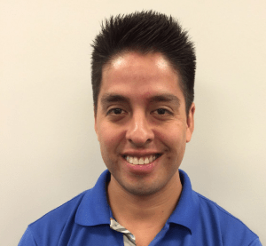 Angel Carpio joins Samco Machinery as an Inside Sales Specialist.