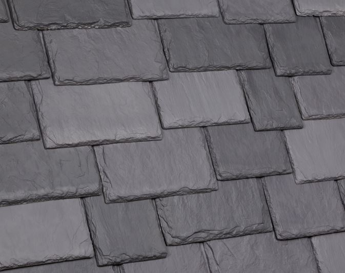 Four New Color Blends For EcoBlend Polymer Shake And Slate Roofs Include  Tahoe, Mountain,